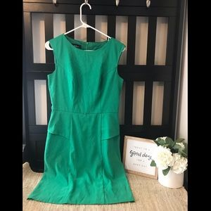 AGB Green Size 6 Dress